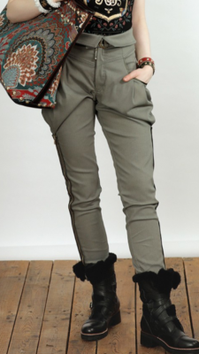 Pantalon bolsillos