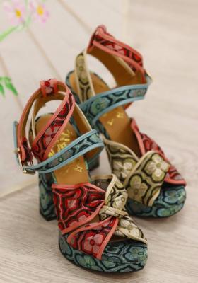 Sandalia knot