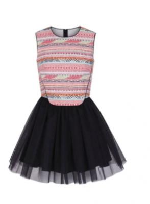STORYTELLER DRESS